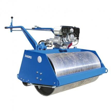 Zagro - Motorwalze ohne Verkleidung - zweiteilig Gewicht: ca: 380 kg - Leistung: 5,5 PS