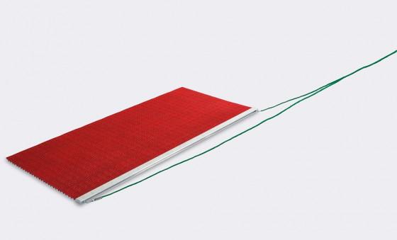 Abzieh - Gittermatte Maße: 185 cm x 75 cm