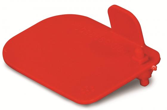 Ersatztafel für Countmaster - rot