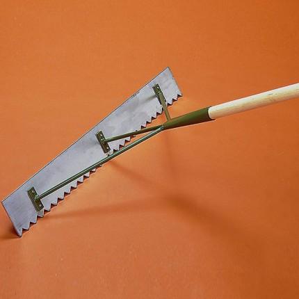Aufrauh - Zahnschiene - 60 cm