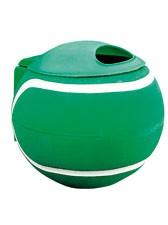 Abfallbehälter Ballform - grün Durchmesser: ca. 50 cm