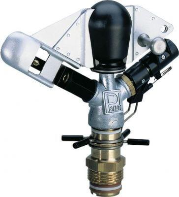 Teilkreisregner Perrot ZE 30 W - 1 - düsig Düse: 5 mm - Anschluß: 1'' AG / male