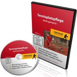 DVD Tennisplatzpflege - leicht gemacht