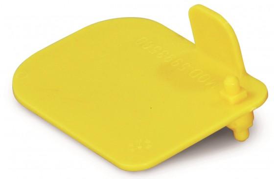 Ersatztafel für Countmaster - gelb