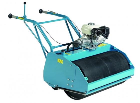USP - Motorwalze ohne Verkleidung - zweiteilig Gewicht: ca. 390 kg - Leistung: 5,5 PS