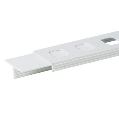 TIGERBAND - Linie 40 mm - Weiß