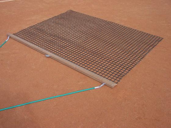ASS - Doppel - Schleppnetz Maße: 2,00 m x 1,50 m