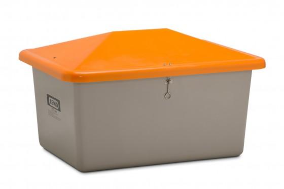 Ziegelmehl - Box 1.100 l ohne Entnahmeöffnung