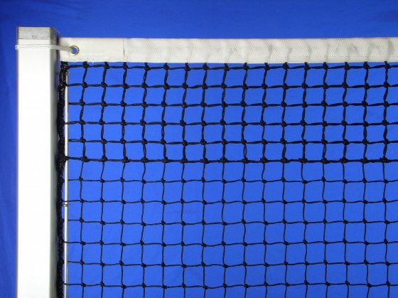 Tennisnetz Grand Slam schwarz