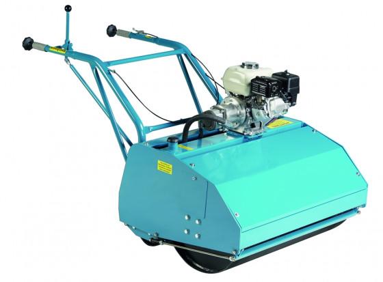 USP - Motorwalze mit Verkleidung - zweiteilig Gewicht: ca. 390 kg - Leistung: 5,5 PS