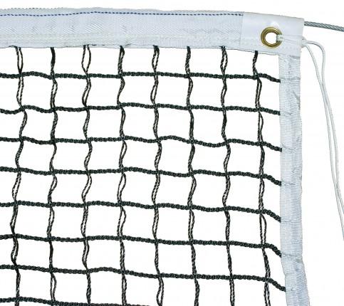 Tennisnetz Slice schwarz