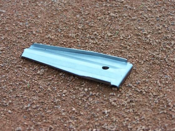 Ersatz - Bodenanker - L-Form für Ideala-Linie