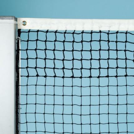 Tennisnetz Davis Cup schwarz