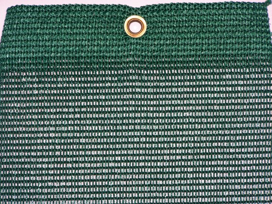 Qualitäts - Sichtblende dunkelgrün ca. 2 x 12 m